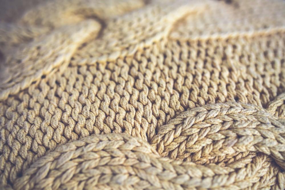 De simpelste manier om een trui te maken
