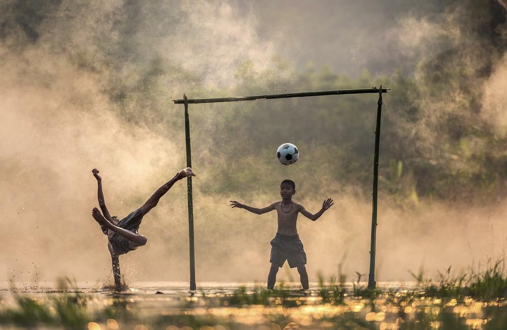 Wat je allemaal kunt doen met een simpele bal